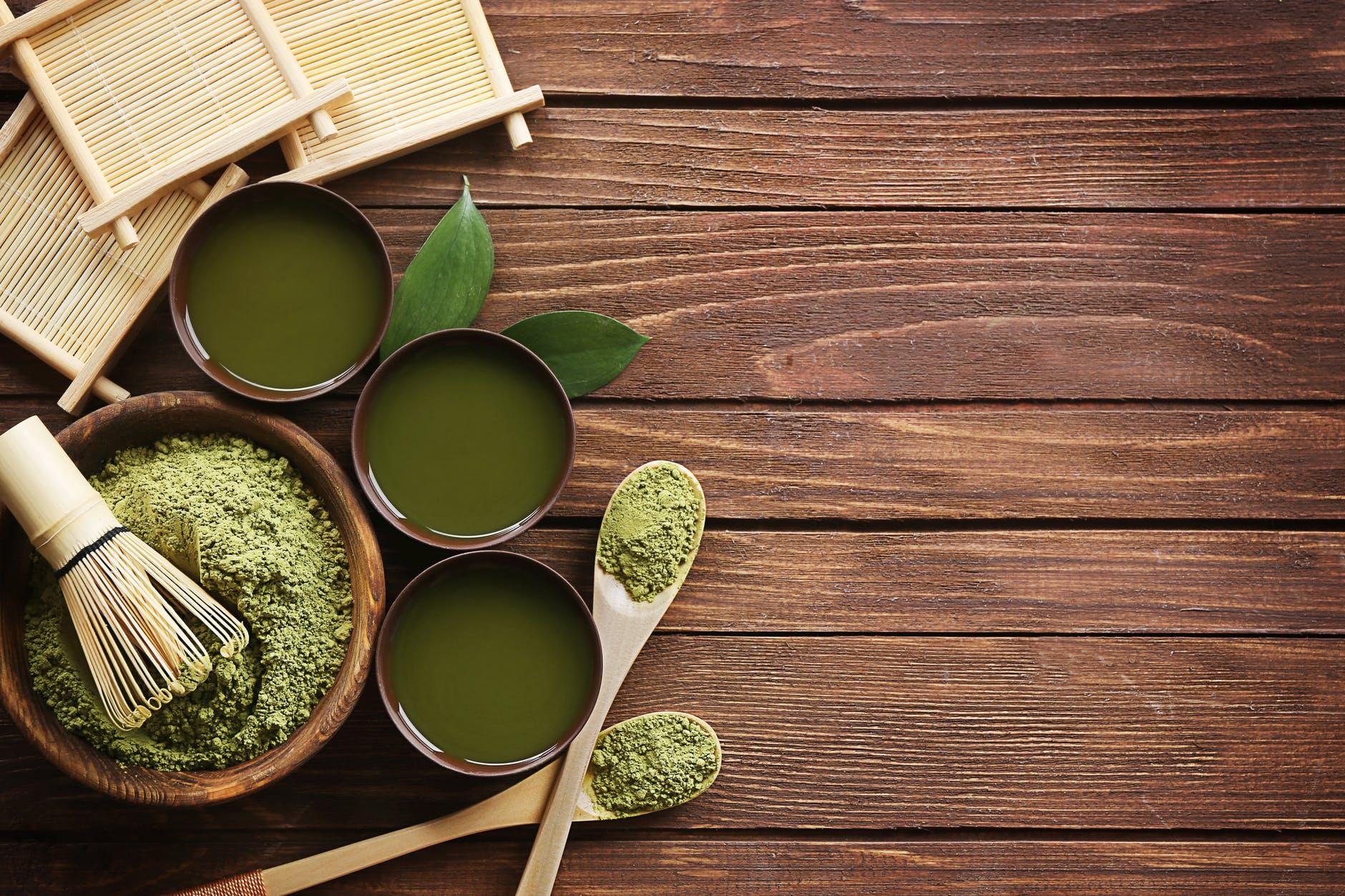 bamboo bamboo whisk board bowls